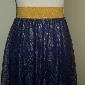 Lularoe Lucy - Elegant Maxi Skirt